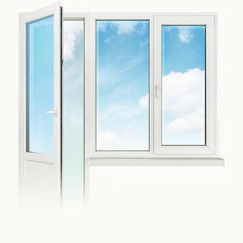 Окна ПВХ - изготовление и монтаж